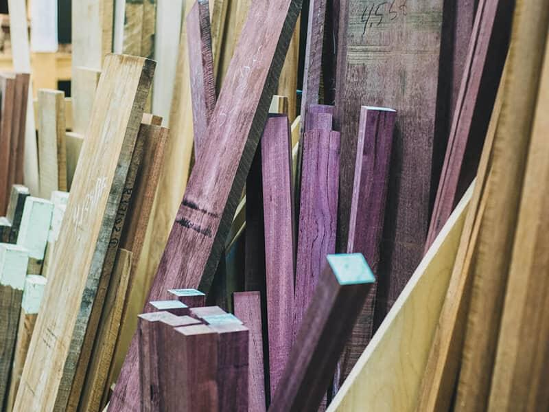 Rough & Dressed Lumber