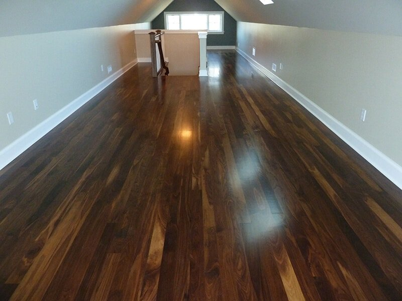 Walnut Floor