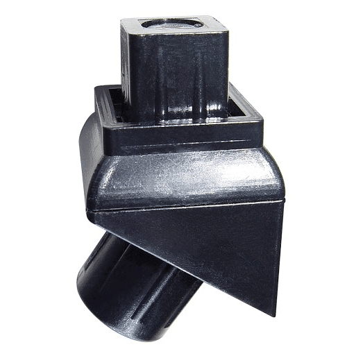 Square Stair Rail Connector