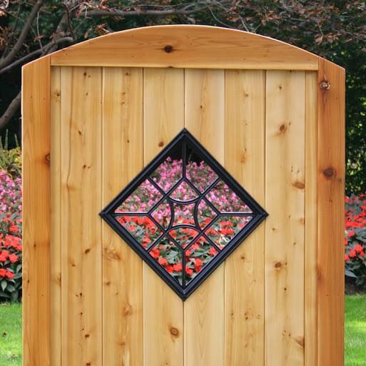 Gate Nuvo- Decorative Gate Access- Diamond