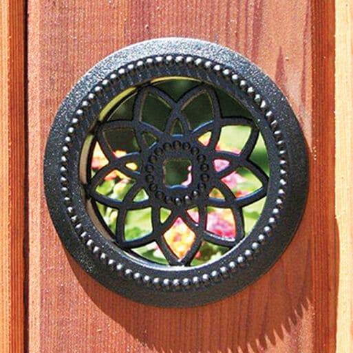 Gate Nuvo- Decorative Gate Inserts- 4-1-2 Round