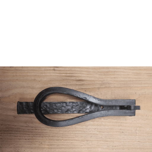 Hand Forged- Small Door Knocker