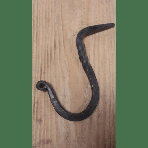 Hand Forged- Twisted Beam Hook (Small, Medium, Large)