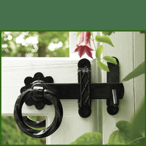 Snug Cottage Hardware- Ring Latch