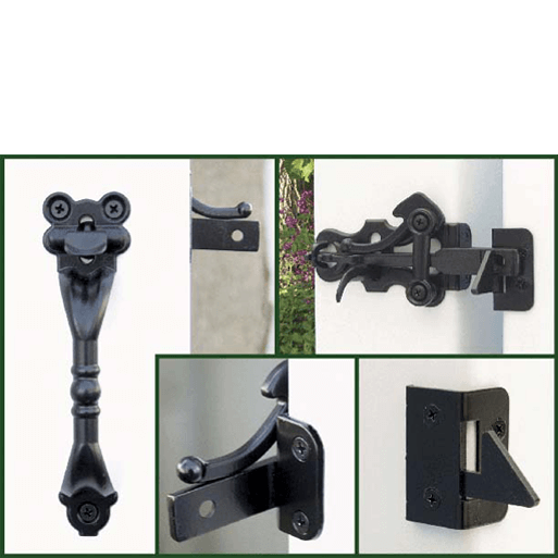 Snug Cottage Hardware- Thumb Latch