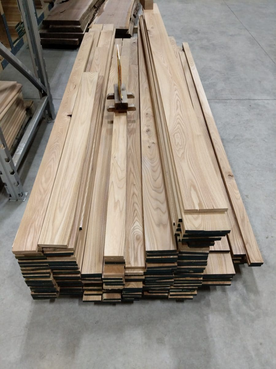 4/4 Red Elm ($2.00/bf)